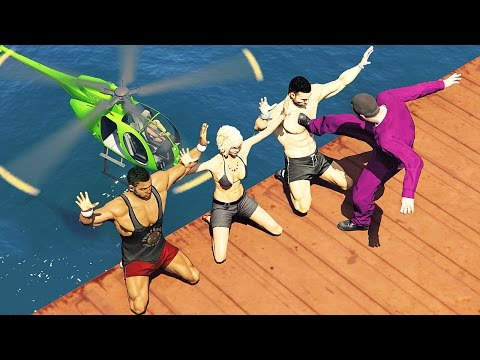 TOP 100 BEST GTA 5 FAILS EVER! #2 (GTA V Funny / Crazy Life