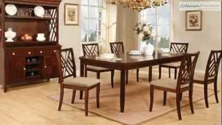 Hester Dining Room Collection From Coaster Furniture