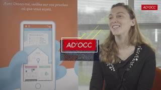 AD'OCC & VOUS : Telegrafik