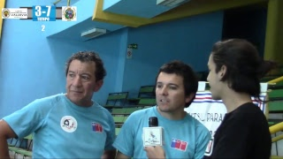 FUTSAL CHILE FUTSITV!!! TERCER NACIONAL VALDIVIA VS PUNTA ARENAS FECHA 5