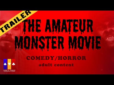 The Amateur Monster Movie (2013 DVD Trailer)