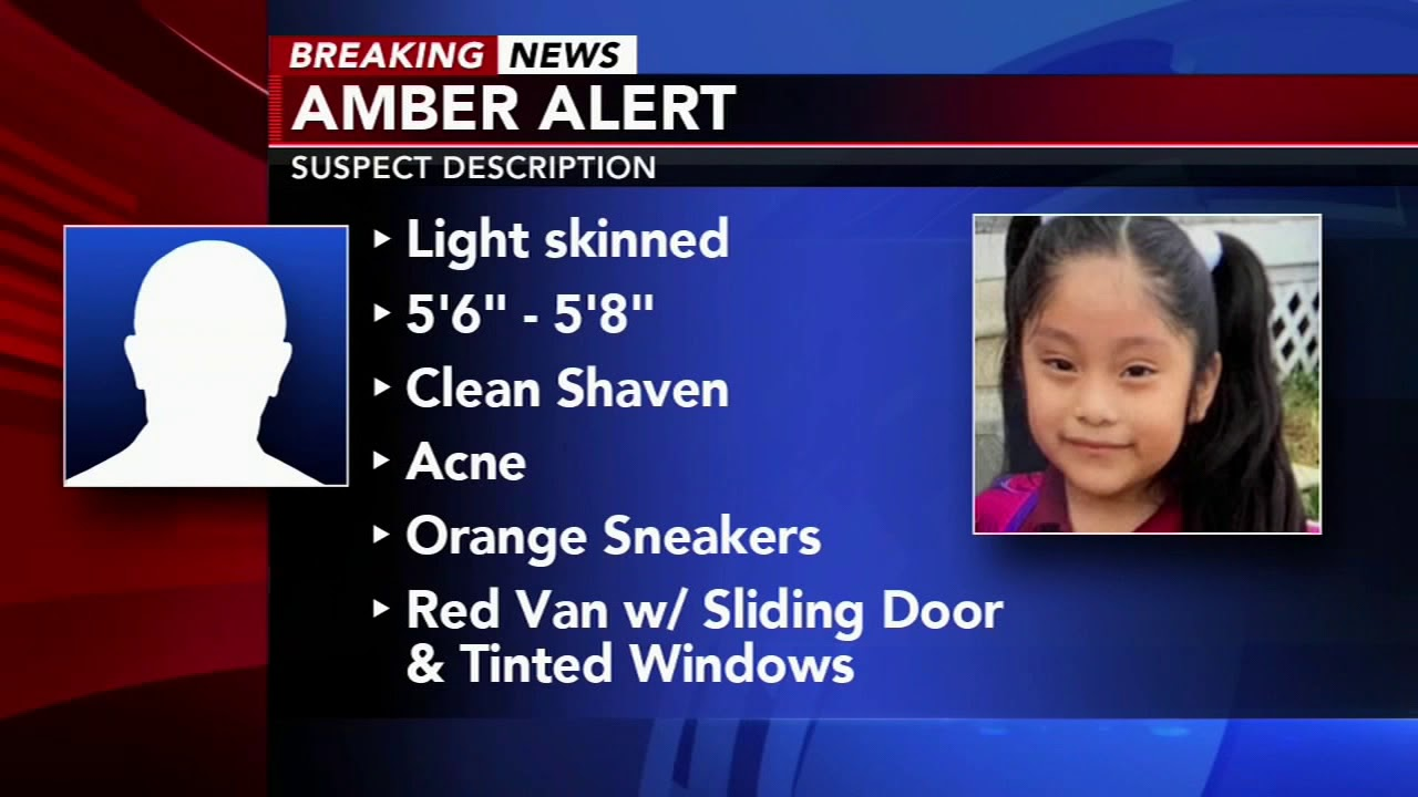 Amber Alert Issued For Dulce Maria Alavez, Allegedly Taken From New Jersey Playground