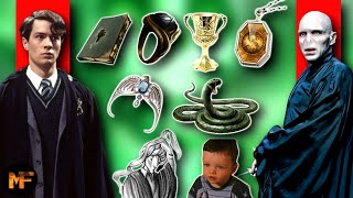 The Entire Timeline of Voldemort's Horcruxes: Creation to Destruction (Collab w/HarryPotterFolklore)
