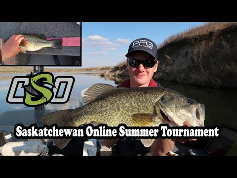 Got The Boat Out For Some FUN!! | Online Saskatchewan Summer Fishing Tournament!!