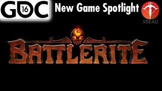Battlerite ALPHA Interview - GDC 2016 - xBeauGaming
