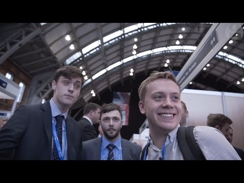 The Conservative Party Conference: 'Just to clarify, I'm not a Tory' | Owen Jones talks