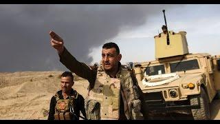 أخبار عربية - الجيش العراقي يدخل مبنى محطة تلفزيون الموصل