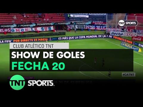 El show de goles de la fecha 20 - Superliga Argentina 2017/2018