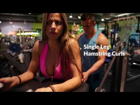 HORNY personal trainer takes it too far with private client during glute workout from YouTube · Duration:  2 minutes 1 seconds