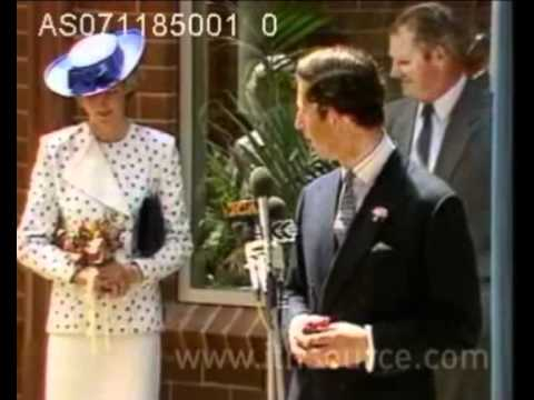 PRINCESS DIANA 1985 VIDEO MIX