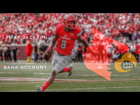 Lamar Jackson Mix - Bank Account - HD