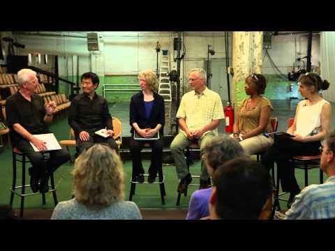 TURBINE Roundtable Discussion 5/12/2015