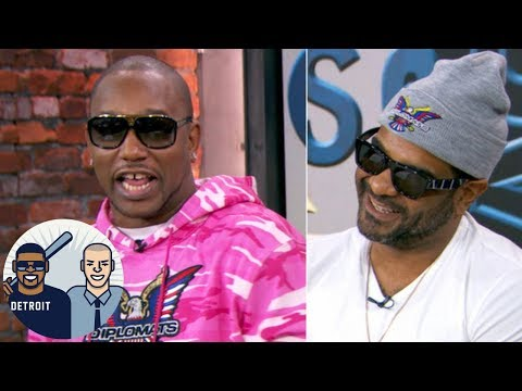 Jim Jones, Cam'ron discuss impact of Harlem basketball on NBA | Jalen & Jacoby