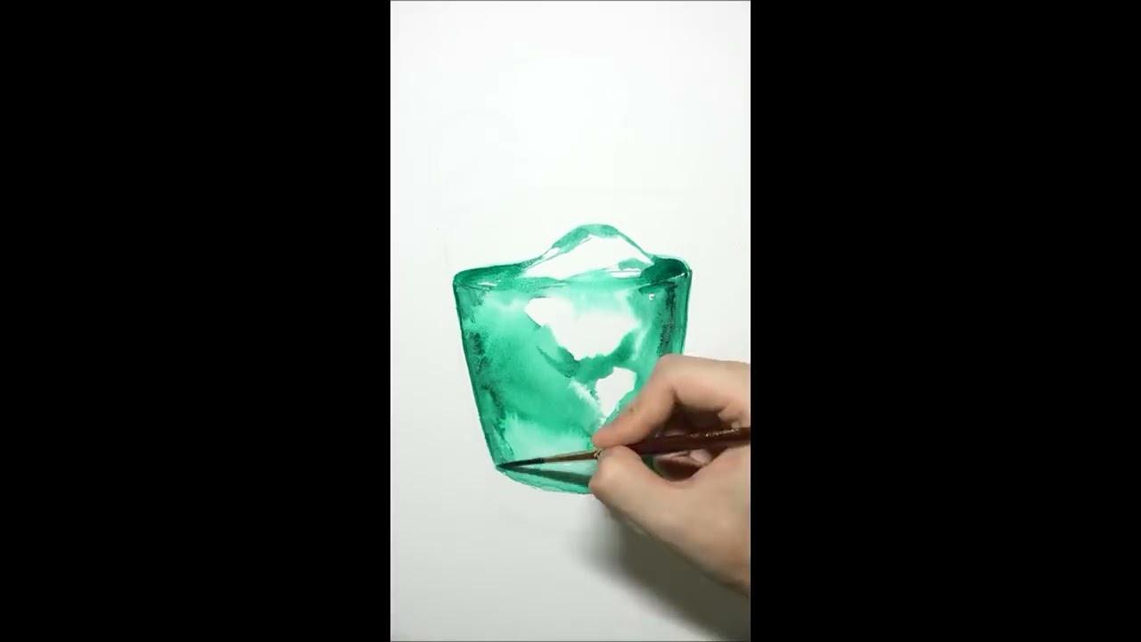 The Green Hat Cocktail Recipe — Dishmaps