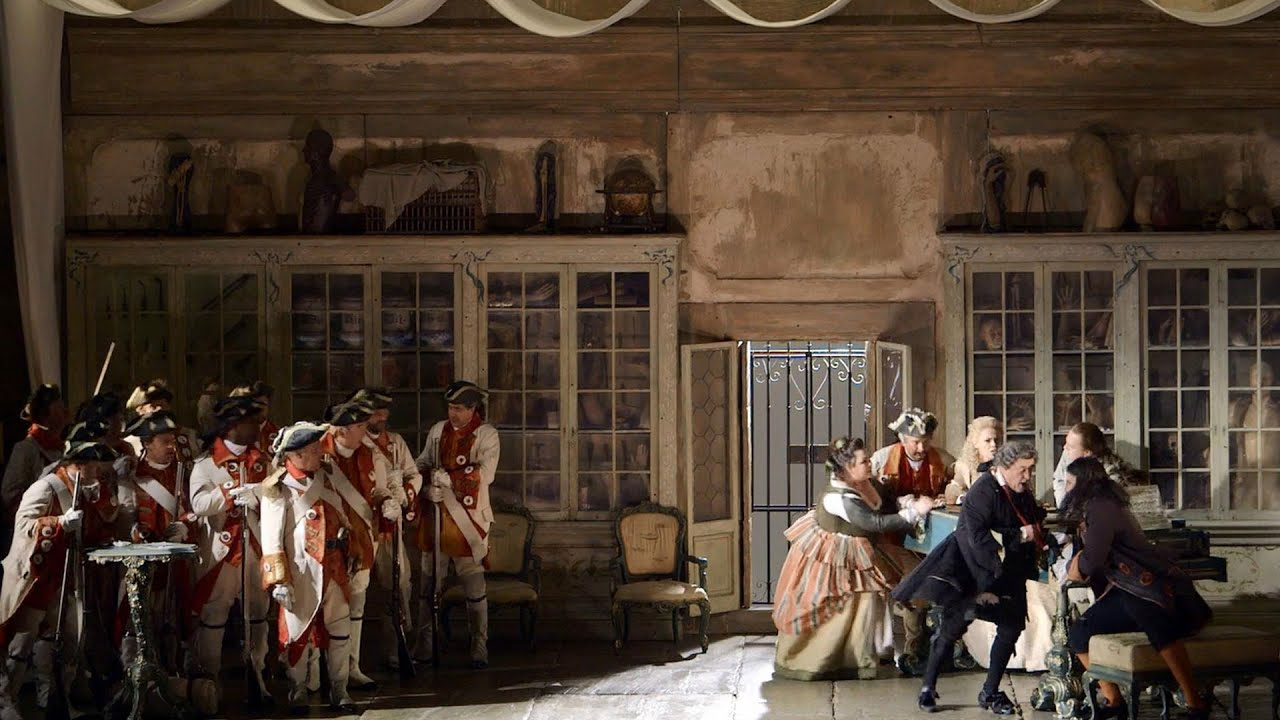 Rossinis The Barber of Seville ENO - YouTube