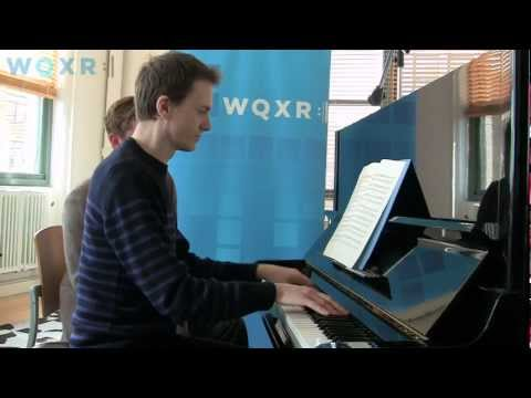 """Alexandre Tharaud Plays Clement Doucet's """"Chopinata"""""""