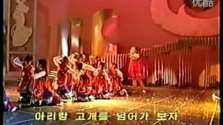 홀로 아리랑 - 권명(延边电视台95年春节晚会)