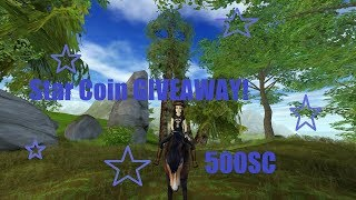 SC GIVEAWAY! 500SC | TY PEEPERS! | 100SUBS