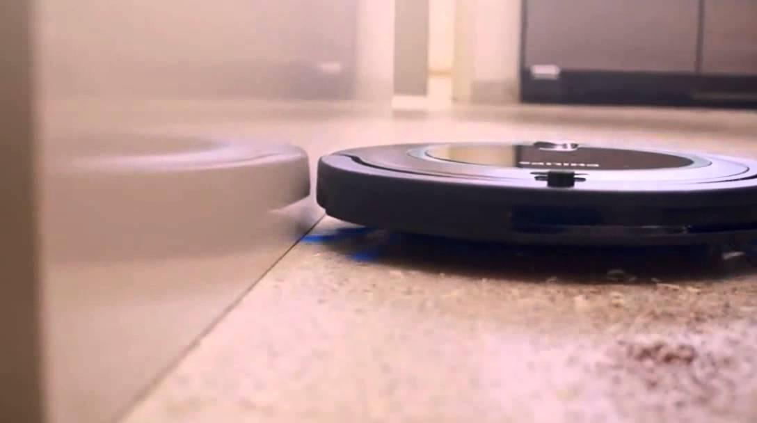 Philips Fc8710 01 Smartpro Compact Robotersauger Youtube