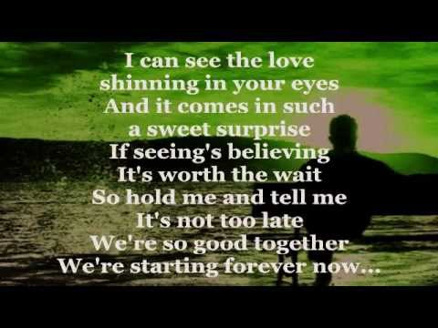 Miss You Like Crazy Lyrics Erik Santos Youtube