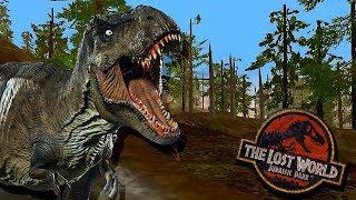 How To Kill A Tyrannosaurus Rex! - Jurassic Park: Trespasser - Part 9