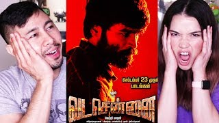 VADA CHENNAI | Dhanush | Movie Review!
