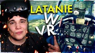 PIERWSZY RAZ LATAM SAMOLOTEM W VR!  ️ | War Thunder
