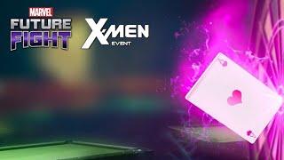 Update 4.5 X-Men Event Live Stream Marvel Future Fight