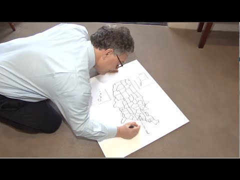 "Franken Draws Gift For Reporter Who Called MN ""Worst Place To Live"""