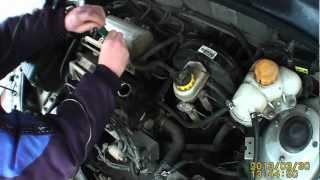 видео Закрытая вентиляция картера двигателя