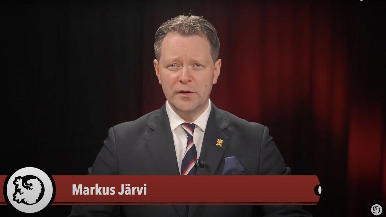 Markus Järvi: riigipöörde ohu osas valetav politseijuht on ohuks põhiseaduslikule korrale