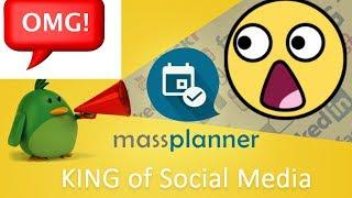 mass palnner ملك السوشيال ميديا والتسويق الالكتروني