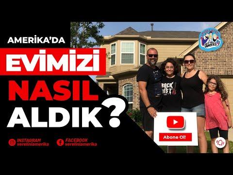 Amerika'da evimizi nasıl aldık?  - Amerika Vlog #119
