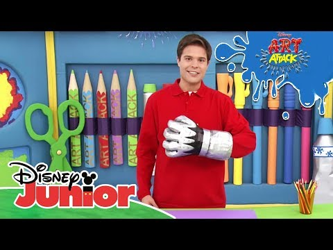 art-attack-bastelclip-#61:-superfaust-|-disney-junior