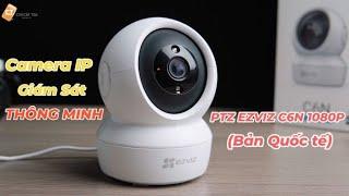 Camera IP Giám Sát PTZ EZVIZ C6N 1080P - Giá Siêu Rẻ - Chất Lượng Tốt Nhất Trong Tầm Giá