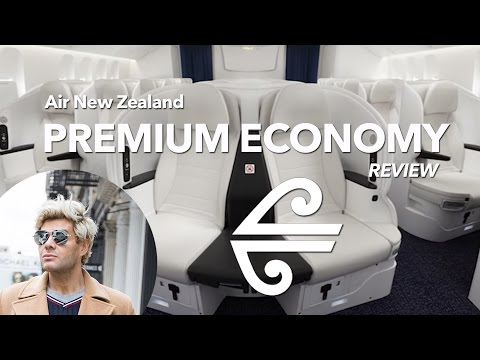What It's Like To Travel On Air New Zealand's Premium Economy Class
