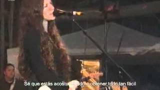 Alanis Morissette - Narcissus (subtitulado)