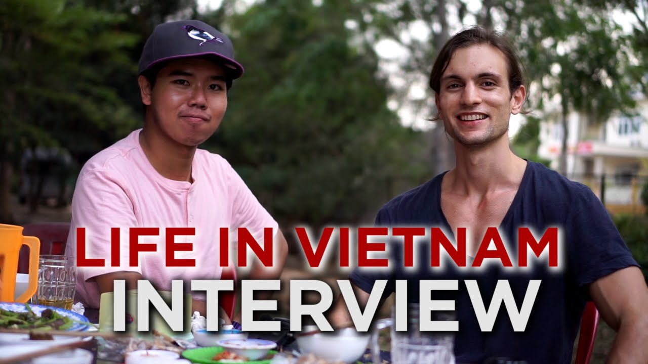The Freedom of Living Abroad: Interview With Kyle Le Dot ...