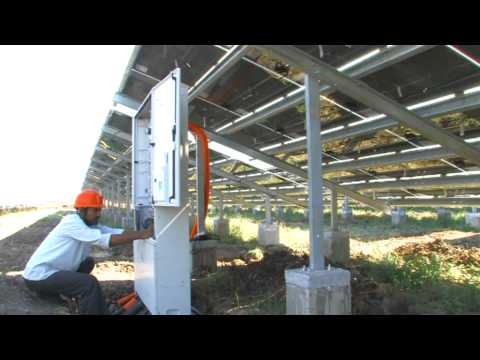 Solar PV Plant Project by Madhav Group