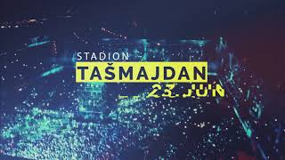 Jala Brat & Buba Corelli - KONCERT (Stadion Tašmajdan 23.06.2018)