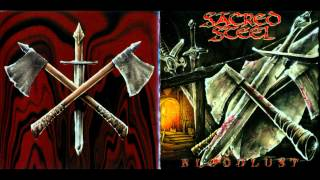 By The Wrath Of The Unborn ~ Sacred Steel