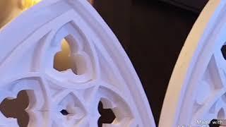 Декор пенопласт.  Резка пенопласт.  Свадьба  свадьба казахстан.  Оформление  . Казахский той