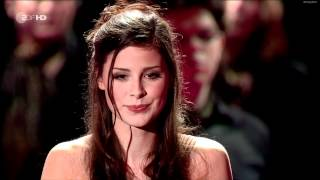 Lena Meyer-Landrut - Satellite a capella (Goldene Kamera 2011)