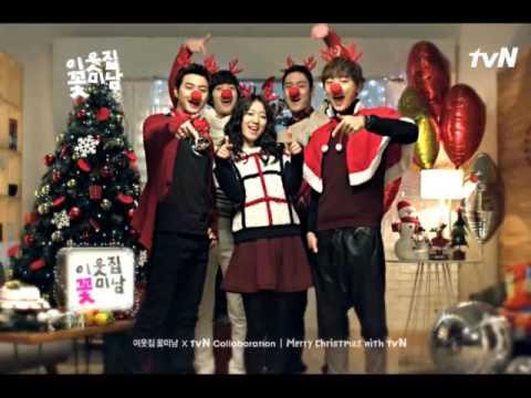 merry christmas kpop suju and big bang - YouTube