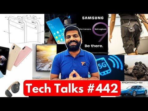 Tech Talks #442 – Redmi Note 5 Pro Sale, Mi TV 4C, Vivo Apex, 5G in India, Vivo V9