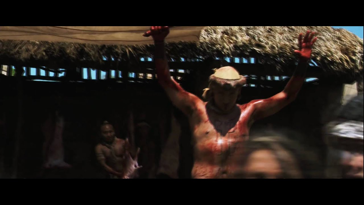 Watch Mel gibson movie apocalypto four months late video