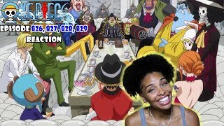 ANOTHER WORST GENERATION TEAM UP! | ONE PIECE EPISODE 826, 827, 828, 829 REACTION