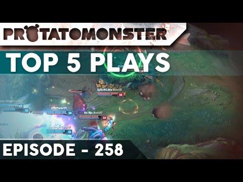 League of Legends Top 5 Plays Week 258
