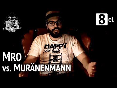 VBT Achtel: mRo vs. Muränenmann feat. Gerd McFly HR (Beat by Scaletta)