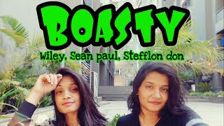 """BOASTY"" - Sean Paul, Wiley, Stefflon Don l Dance Cover l Shivangi Mishra"